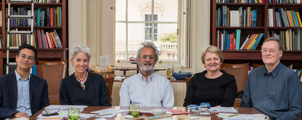 The British Academy's Nayef Al-Rodhan Prize for Global Cultural Understanding 2019 Jury